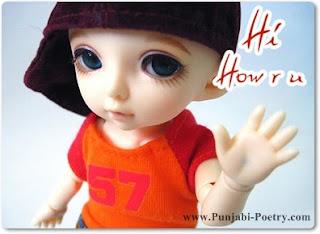 Hi-Hello-Status