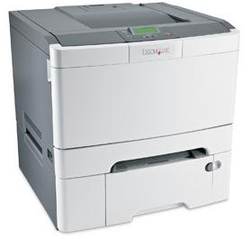 Printer Lexmark C546