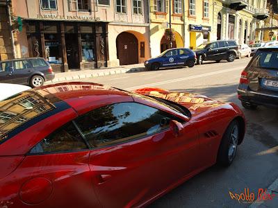 Ferrari Romania