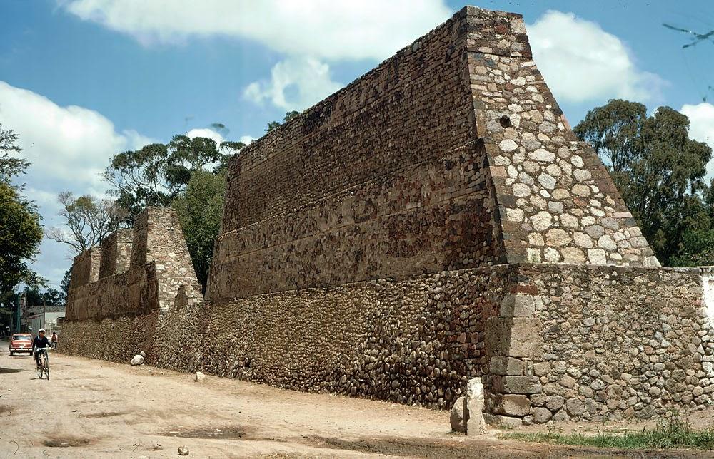 Zona Arqueológica Huexotla en Texcoco