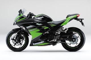 New Kawasaki Ninja 250 Motor Keluaran Terbaru 250cc