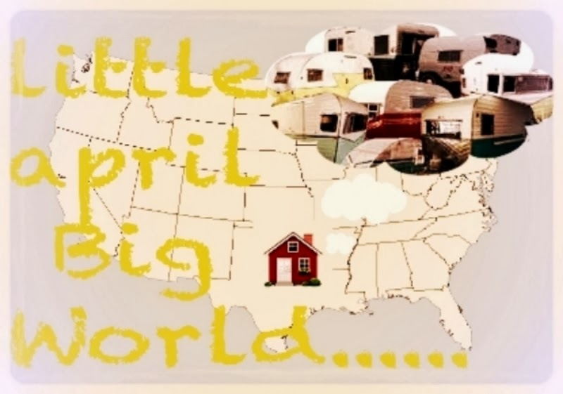 Little April Big World