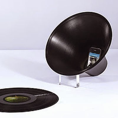 Ma Bicyclette: Buy Handmade | Christmas Gift Guide For Him - Vinyl Amplifier For Smartphones