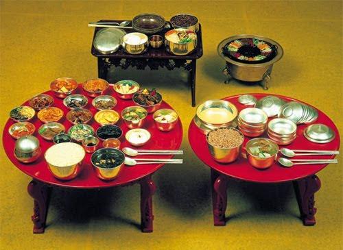 ROYAL KOREAN CUISINE     宮中 飮食