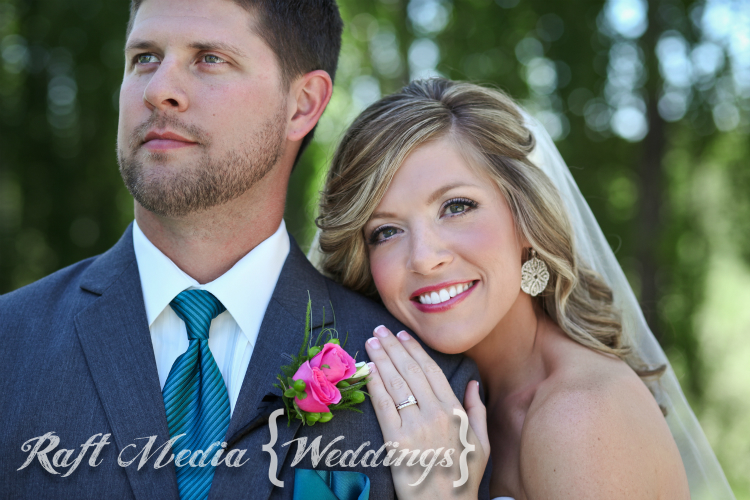 Stefanie and Kenny—St. Chapelle Wedding Boise