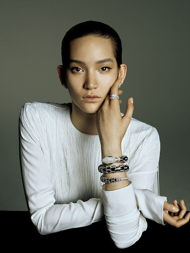 Mona Matsuoka Vogue Magazine Japan August 2015 Photoshoot