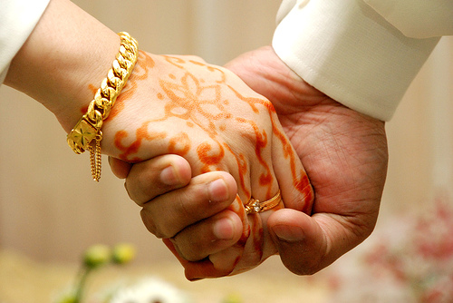 Hand Marriage Couple Images