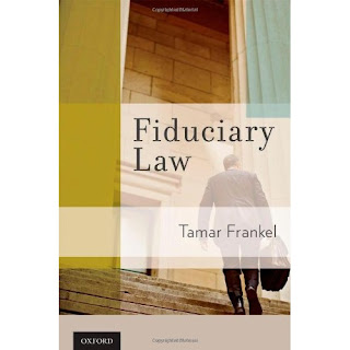 Fiduciary Law - Tamar Frankel (Author)