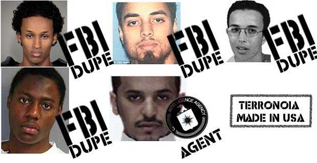 Study: 94% Of All Terrorist Attacks Are Invented By The FBI
