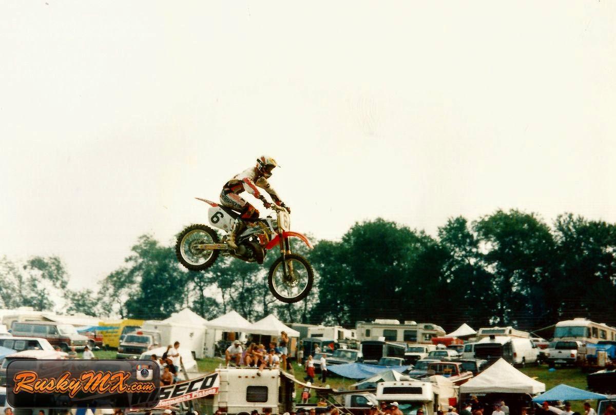 Larry Ward Steel City 1997