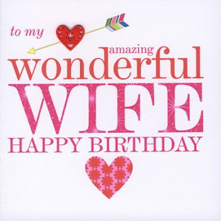 Romantic Birthday Wishes For Your Wife