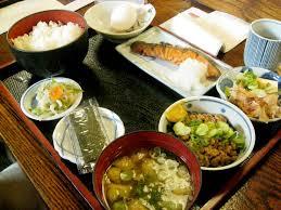 Sarapan Tradisional Orang Jepang