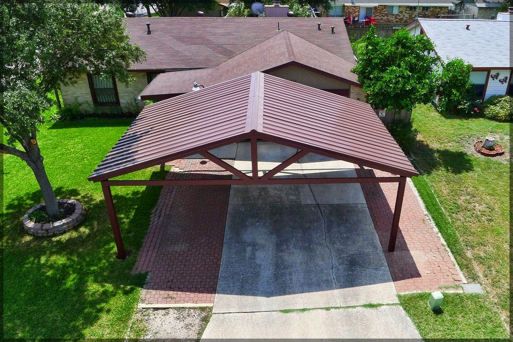 Pro carports brisbane how much does a new carport cost in for Carport construction costs