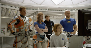 the martian-matt damon-jessica chastain-sebastian stan-kate mara-aksel hennie