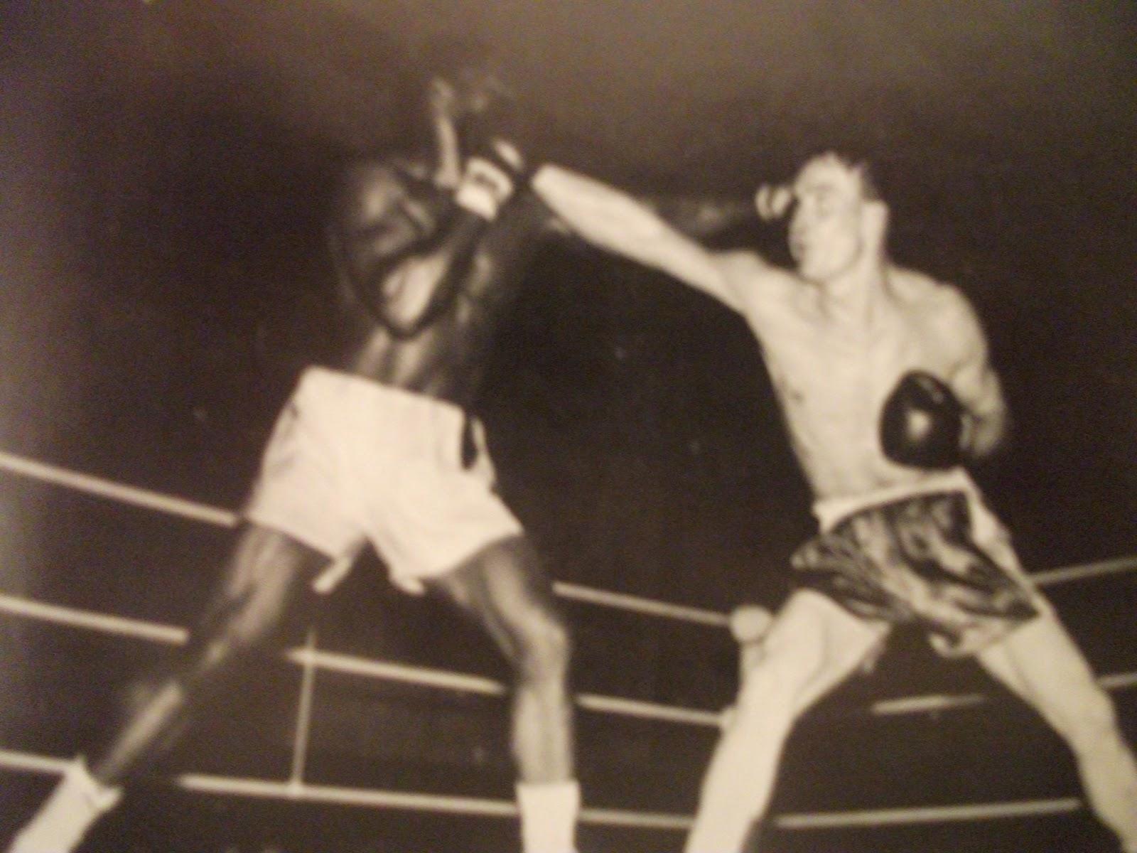 Punching With Parsons Midlands Sporting Club Report And