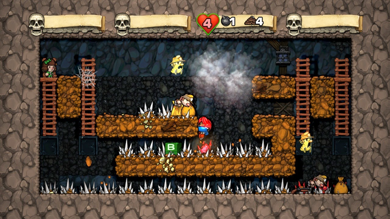 Game Spelunky