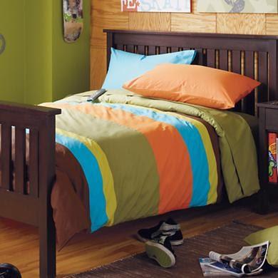 adventures in creating land of nod duvet knock off. Black Bedroom Furniture Sets. Home Design Ideas