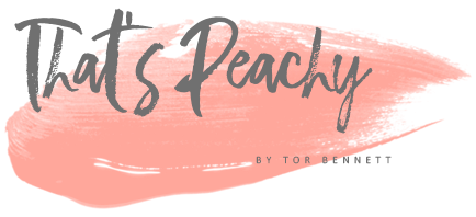 That's Peachy | Award Winning North East UK Fashion, Lifestyle, Beauty Blog