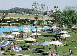 Qu getafe piscinas de getafe abiertas getafe norte y for Piscina municipal getafe