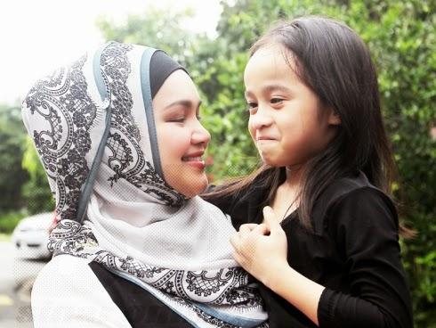 Cerita yang mengatakan Siti Nurhaliza akan ambil anak angkat tidak benar
