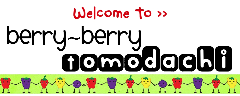 Berry Berry Tomodachi