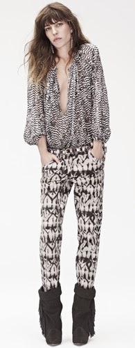 Isabel Marant para H&M colección mujer
