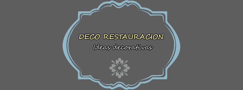 Deco Restauracion. Ideas Decorativas