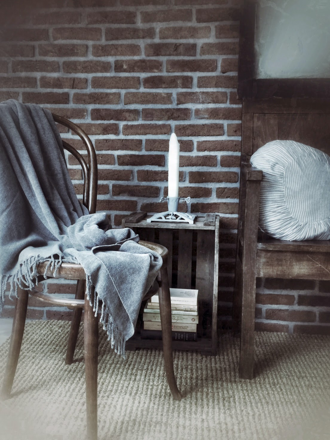 cosy and moody decoration