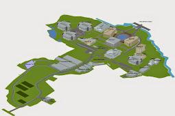Denah/Peta Kampus STAN Bintaro