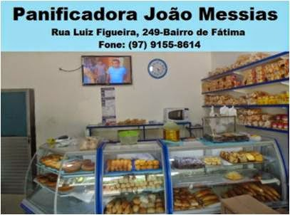 PANIFICADORA JOÃO MESSIAS
