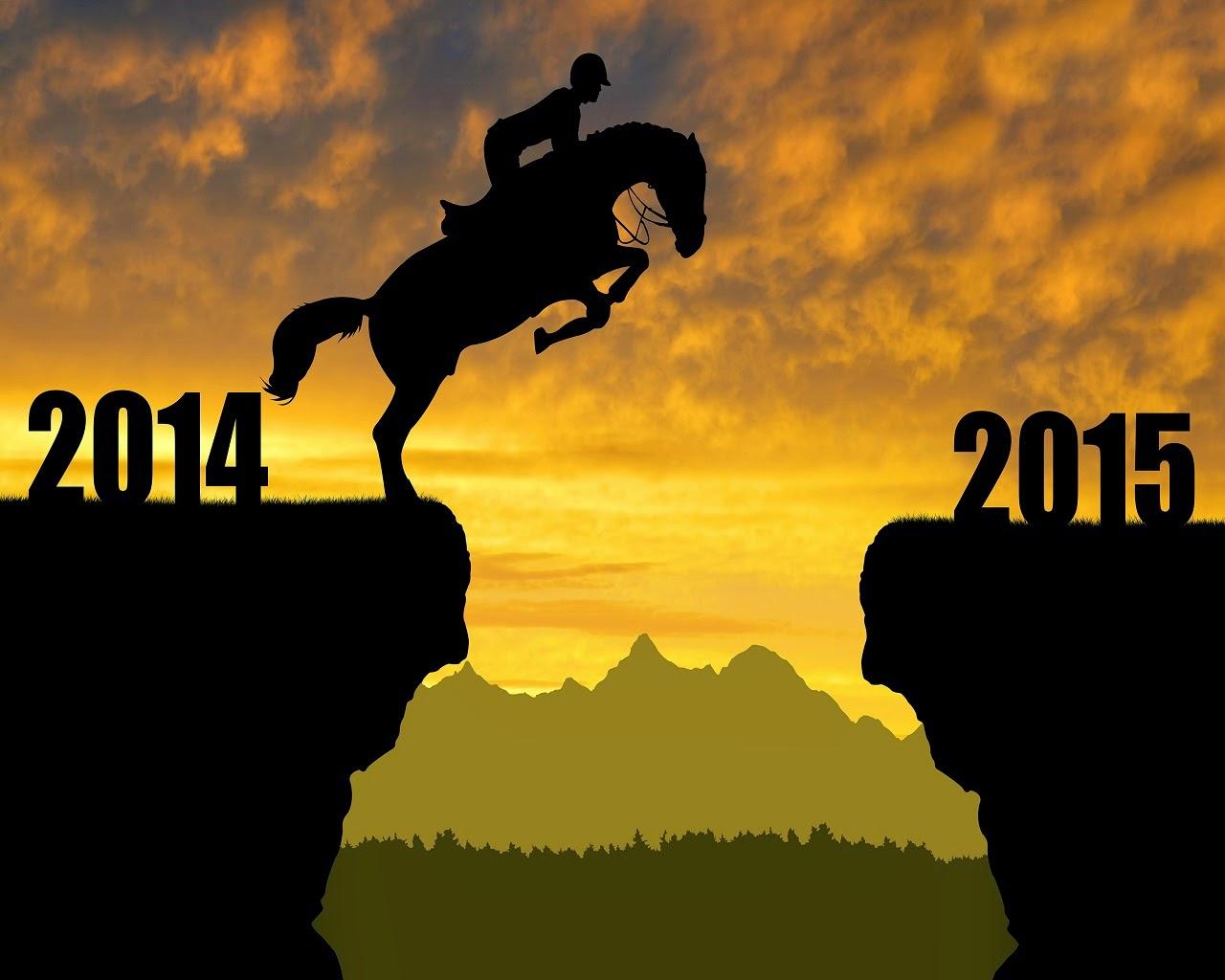 Happy New Year 2015 HD Desktop Background Wallpaper - 1280 x 1024