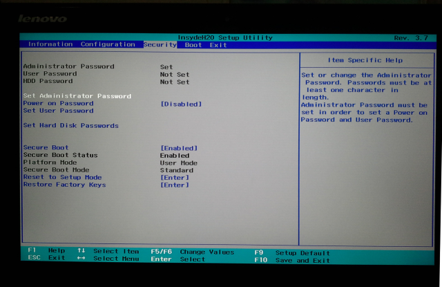 The 8th Voyager How To Get Into The Bios Setup Utility Screen Of Lenovo Yoga 2 Pro Laptop
