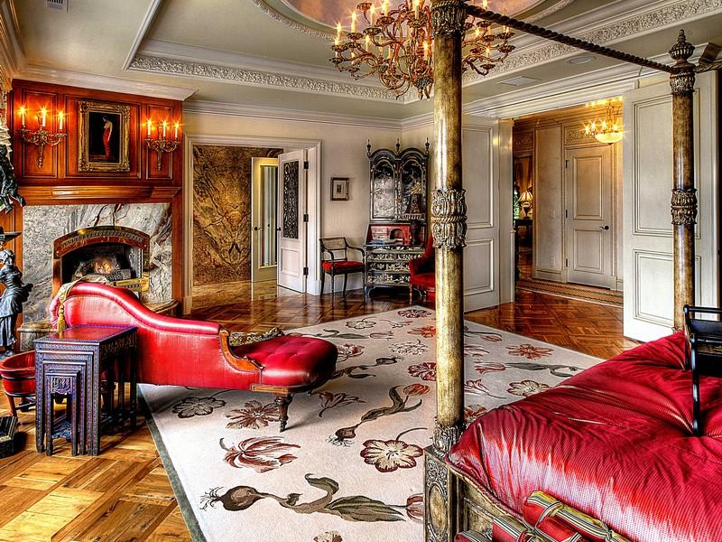 Old world gothic and victorian interior design for Victorian style apartment