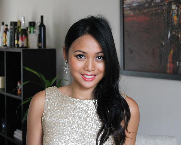 The Makeup Bubble: FOTD! Wedding Guest makeup