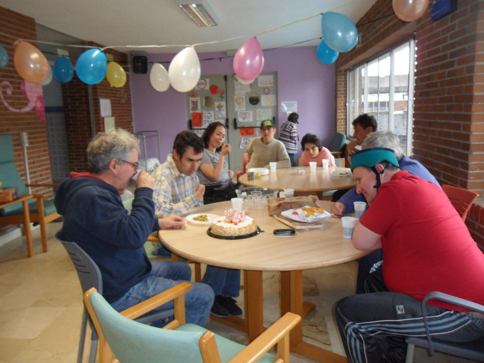 Area residencial 39 la arboleya 39 celebramos cumplea os en casa - Cumpleanos en casa ...