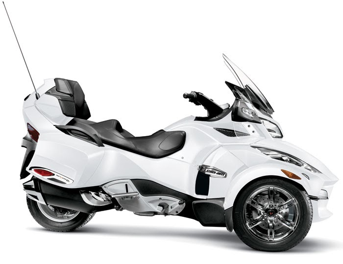 2012 can am spyder rt limited review motorcycles price. Black Bedroom Furniture Sets. Home Design Ideas