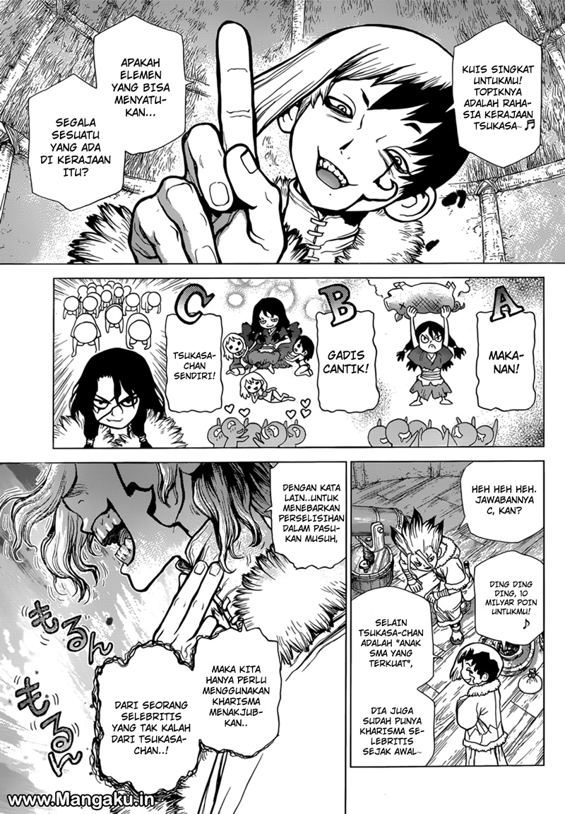 Dr. Stone Chapter 61-3