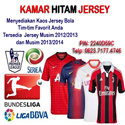 Jersey Kamar Hitam