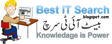 Best iT Search | Knowledge Is Power /  Free Computer Tutorials in Urdu
