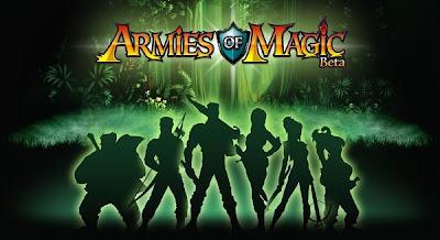 Armies of Magic, la magia y el juego de estrategia para Facebook