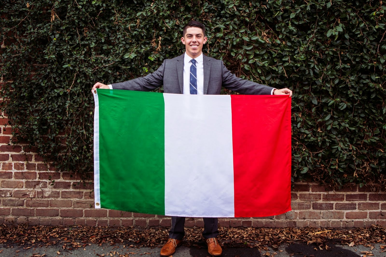 Called to Serve Italy, Rome 2015-2017