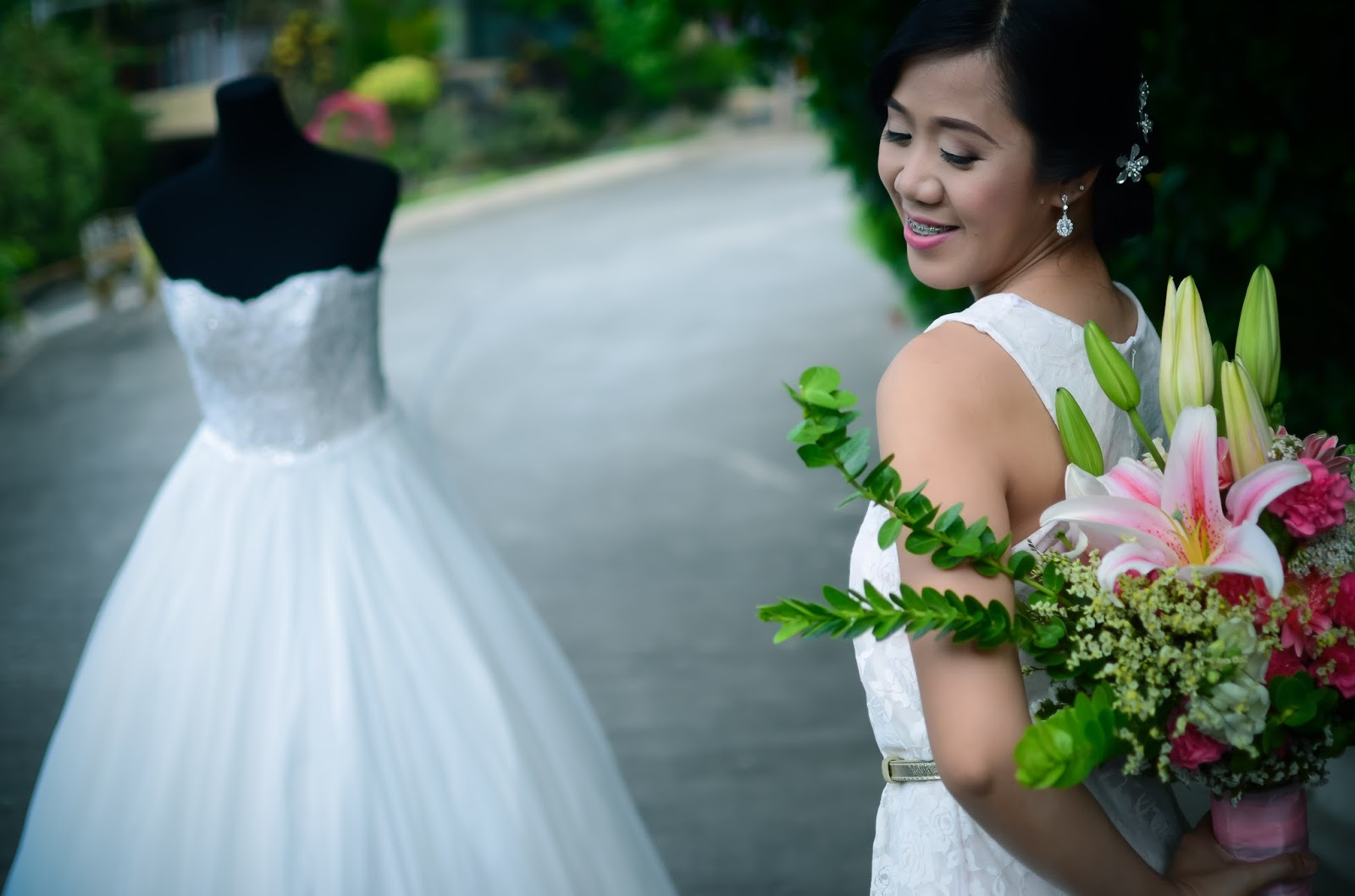 Myjoyful Day: Bougainville Suites and Resort Wedding (Melvin+Glaiza)
