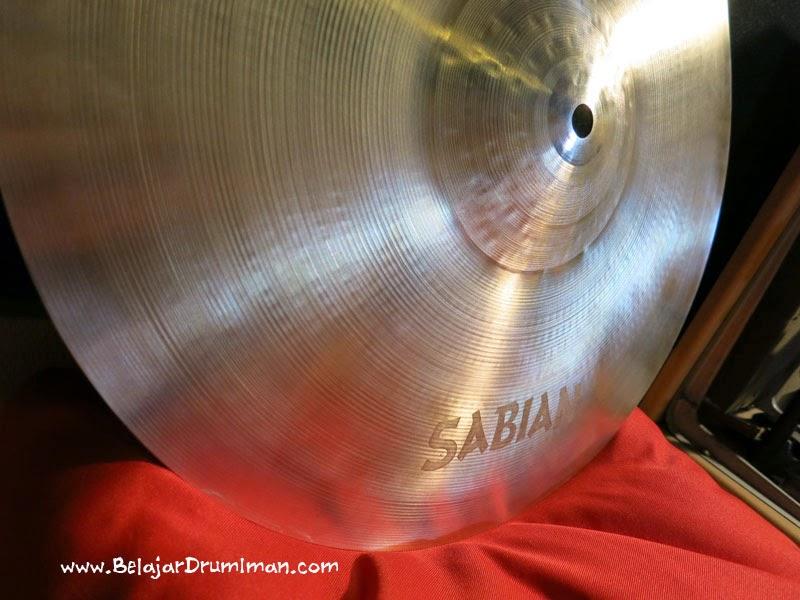 Jual Paragon Cymbal Crash 16