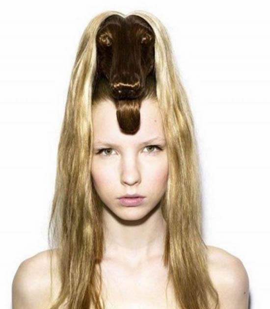 Pelik : Topi Kepala Haiwan untuk Wanita (15 Photos) Aku Stress Giler
