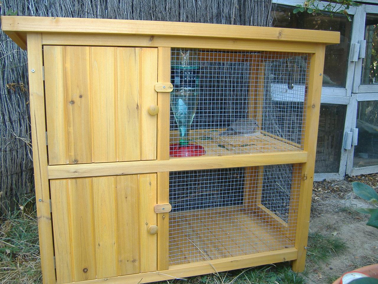 C mo hacer jaulas para gallos imagui for Jaulas para cria de peces