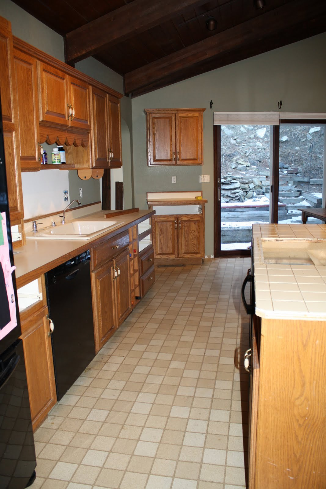 Kitchen Flooring Photos of Terra Antica Rosso