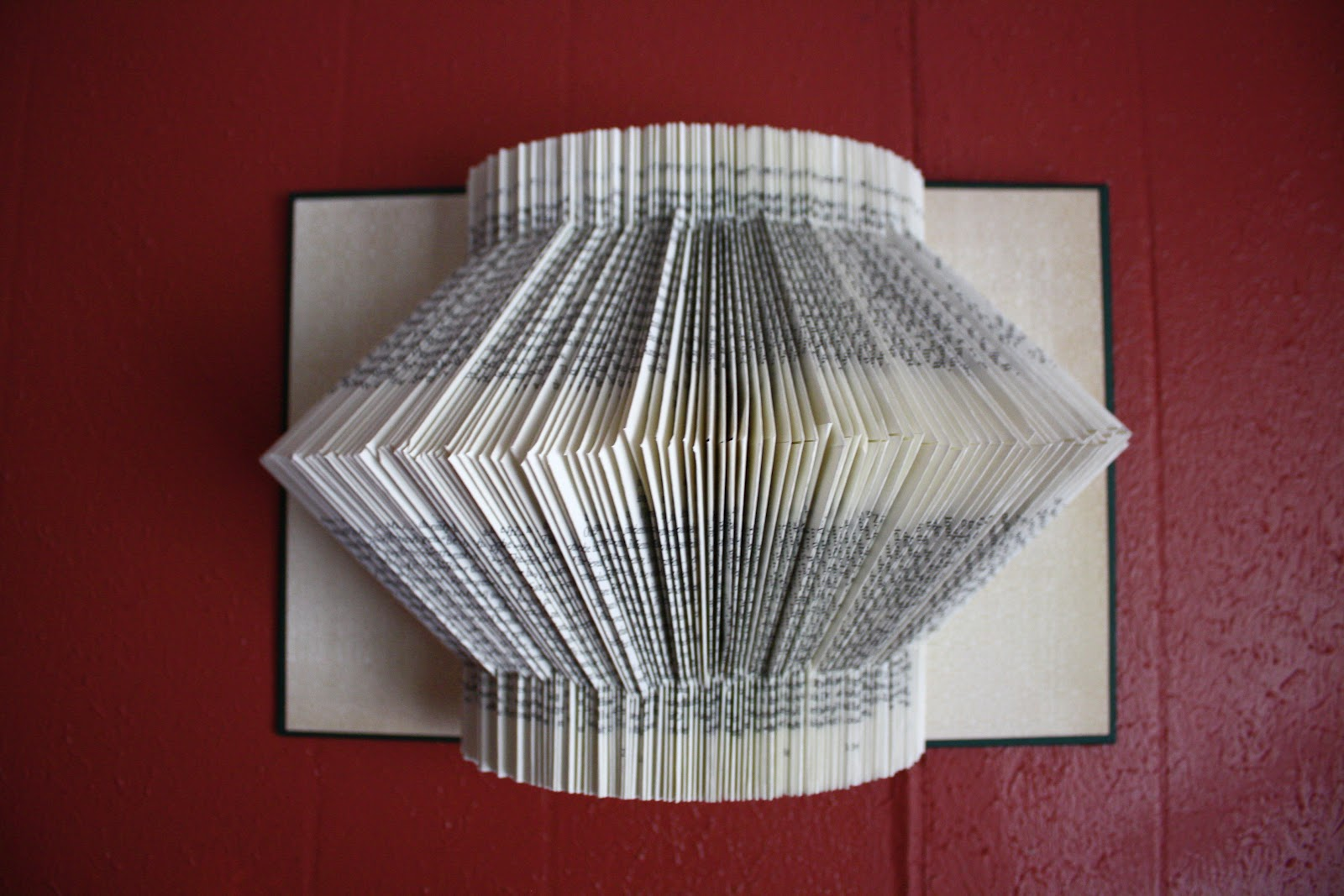 A Whimsy Willow Book Art Tutorial