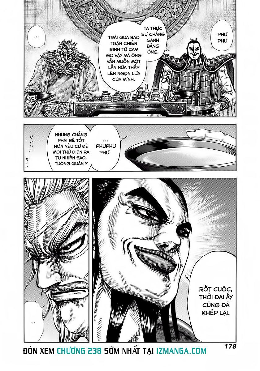 Kingdom - Vương Giả Thiên Hạ Chapter 237 page 18 - IZTruyenTranh.com