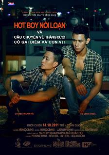 Phim Hot Boy Nổi Loạn Và Câu Chuyện Về Thằng Cười Online