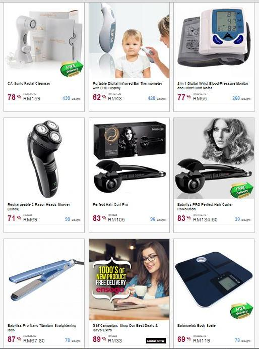HEALTH & BEAUTY DEVICES